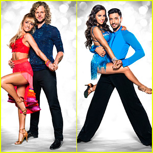 Jay McGuiness & Georgia May Foote Make 'Strictly Come Dancing' Debut Tomorrow!