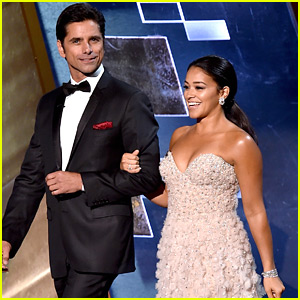 Josh Peck Wants John Stamos to Make Gina Rodriguez His 'Step Mom' On 'Grandfathered'