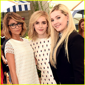 Kiernan Shipka & Abigail Breslin Are Glamour's Women to Watch!