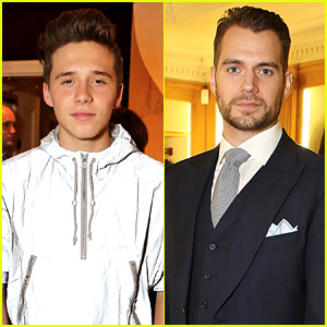 Brooklyn Beckham Gets Behind the DJ Booth During LFW!