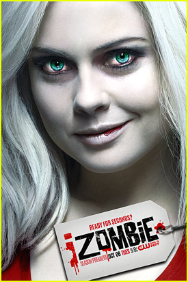 'iZombie' Season Two Gets New Poster & Trailer - Watch Now!