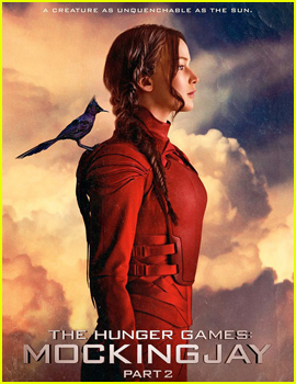 'Hunger Games: Mockingjay' Poster & Trailer Released!