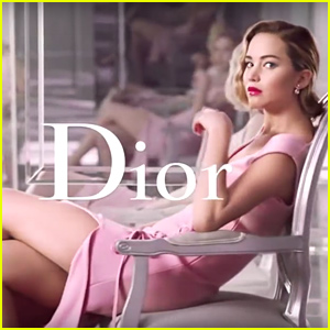 Jennifer Lawrence Shines in New Dior Beauty Ad - Watch Now!