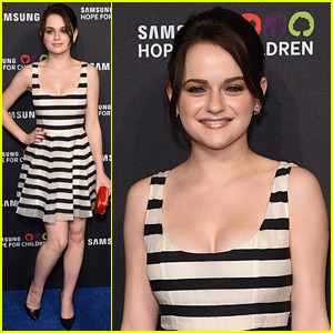 Joey King's Red Carpet Looks Keep Impressing!