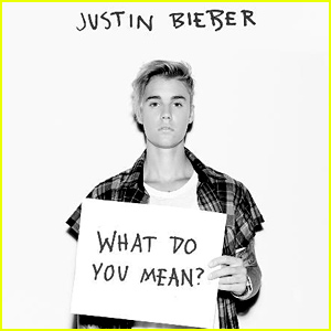 Justin Bieber's 'What Do You Mean?' Debuts at Number 1!