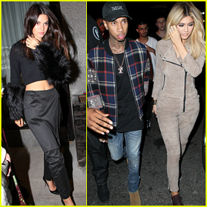 Kendall & Kylie Jenner Launch Their New Apps!