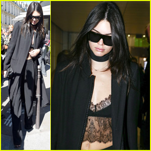 Kendall Jenner Considers Herself the Most Low Maintenance of Her Sisters