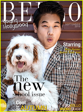Ki Hong Lee Loves Trying Out Local Eats When Traveling