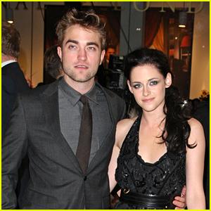 Kristen Stewart Opens Up About Robert Pattinson Split