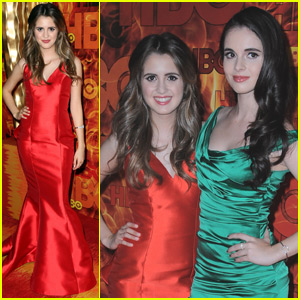 Laura Marano Parties With Sister Vanessa After the Emmys 2015!