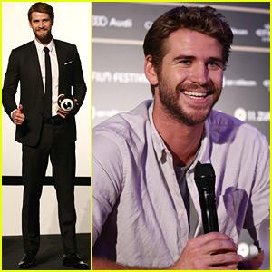 Liam Hemsworth Receives a Big Honor in Zurich!