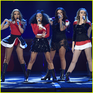 Little Mix Perform On 'America's Got Talent' After Announcing New Single 'Love Me Like You'