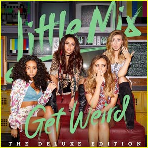 Little Mix Reveals Full 'Get Weird' Track List!