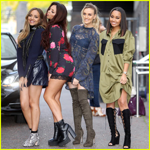 Watch Little Mix Cover One Direction's 'Drag Me Down'!