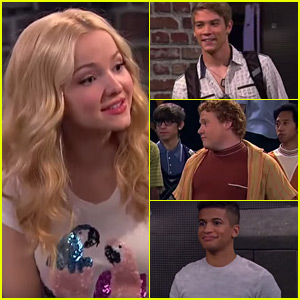 Artie & Holden Battle It Out For Liv's Voltage Co-Star on 'Liv and Maddie' Tonight