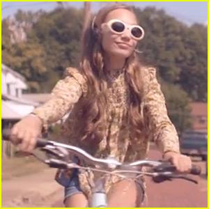 Maddie Ziegler Celebrates Turning 13 In i-D's Short Dance Film - Watch Here