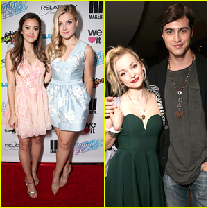 Megan Nicole Celebrates Her 22nd Birthday At 'Summer Forever' Premiere