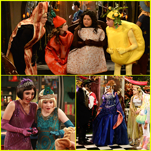 Disney Channel's Monstober Starts This Week - See Who's Guest Starring Where In Exclusive Sneak Peeks!
