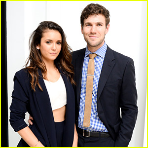 Nina Dobrev & Boyfriend Austin Stowell Are a Picture Perfect Couple!
