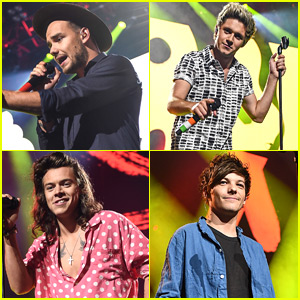 One Direction Play Apple Music Festival After Dropping New Song 'Infinity'
