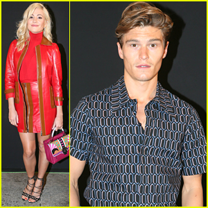 Pixie Lott & Oliver Cheshire Don't Work Out Together