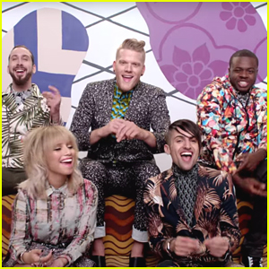 Pentatonix Debut 'Can't Sleep Love' Music Video - Watch Here!