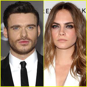 Cinderella's Richard Madden Tweets Apology to Cara Delevingne