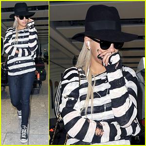 Rita Ora Cries Over Seann Miley Moore's 'X Factor' Audition
