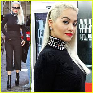 Rita Ora Has The Cutest MTV EMA Nomination Reaction