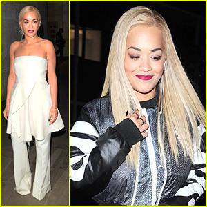 Rita Ora Admits She's Afraid Of Being Alone