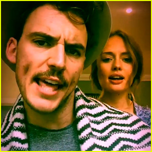 Sam Claflin's 'Fancy' Lip Sync is Amazeballs!