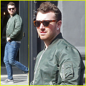 Sam Smith: 'My Relationship With Food Has Just Completely Changed'