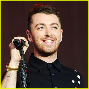 Sam Smith Is (Probably) Singing the 'Spectre' Theme Song!