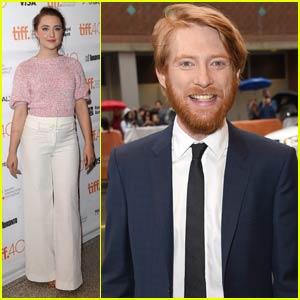Saoirse Ronan Premieres 'Brooklyn' at TIFF 2015
