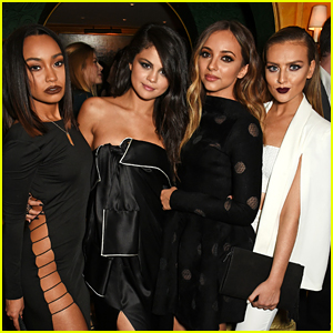 Selena Gomez Becomes a Little Mix Member for the Night!
