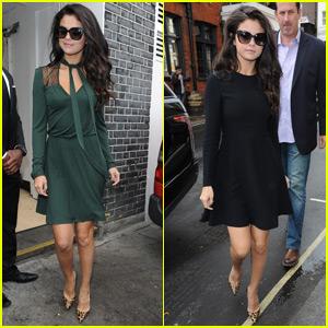 Selena Gomez Loves the Movement of Doing Pilates