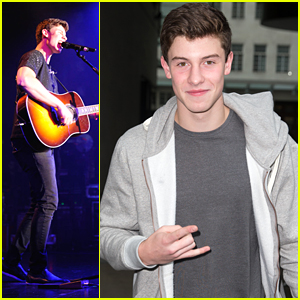 Shawn Mendes Talks Having Two Number Ones On His Album