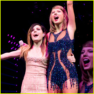 Taylor Swift Brings Out a Repeat Musical Guest: Echosmith!