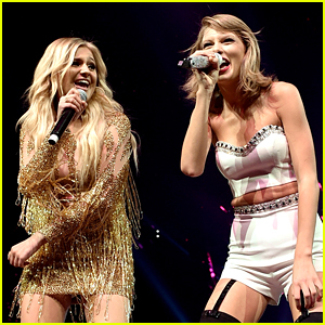 Taylor Swift Sings 'Love You Like You Mean It' with Kelsea Ballerini! (Video)