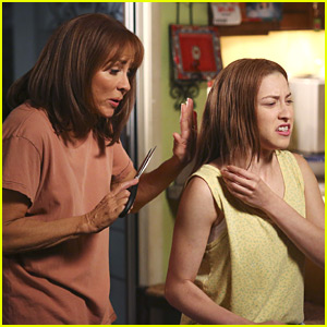 Eden Sher Gets Her Hair Cut on 'The Middle' Season Premiere Tonight!