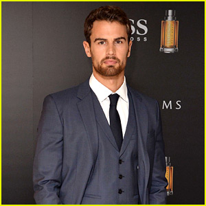 Theo James Says Confidence Is Related to Appearance