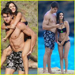 Victoria Justice & Pierson Fode Look Like They Had the Best Vacation!