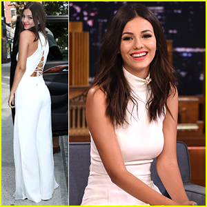Victoria Justice Debuts New 'No Kiss List' Clip On 'Tonight Show' - Watch Here!