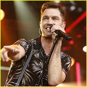 Andy Grammer Explains Why He Signed Up For 'Dancing With The Stars'
