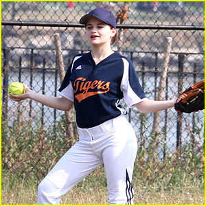Joey King Is the Fiercest Softball Player
