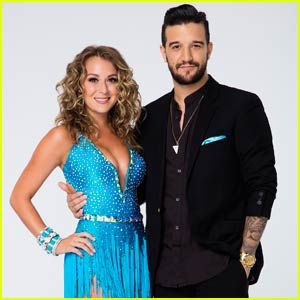 Alexa PenaVega & Mark Ballas Paso Doble on 'DWTS' - Watch Now!
