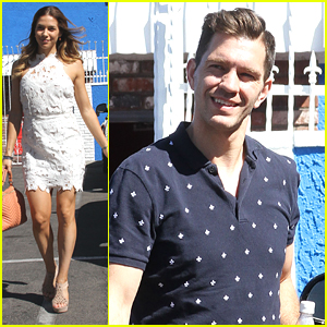 Andy Grammer & Allison Holker Will Dance To His Song 'Good To Be Alive' On DWTS Next Week!