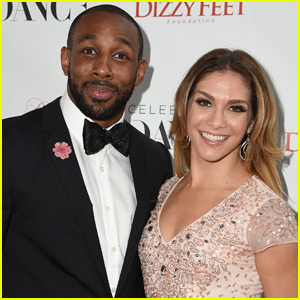 Allison Holker is 'Completely Ecstatic' About Baby News - Read Her Statement!