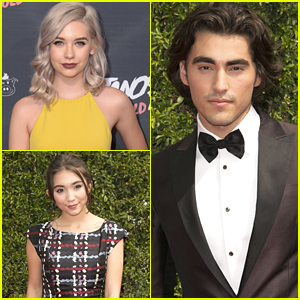 Rowan Blanchard & Amanda Steele Tweet Back At Blake Michael After His 'Too Much Makeup' Comments