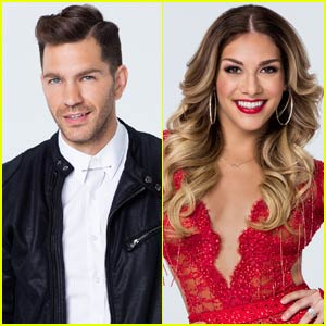 Andy Grammer & Allison Holker Dance to Iconic 'Singin' in the Rain' Song on 'DWTS'!